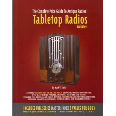 Mark V. Stein - Tabletop Radios Volume 1 -